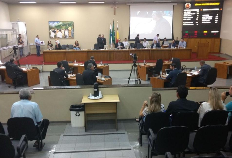 Projeto que obriga Sanepar a instalar eliminadores de ar mobiliza sessão