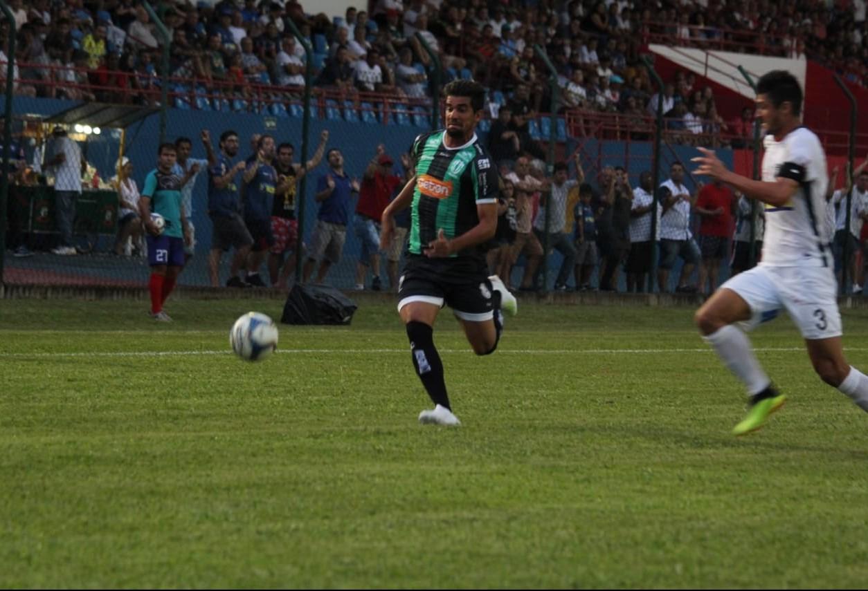 Maringá FC perde para o Cianorte na casa do adversário