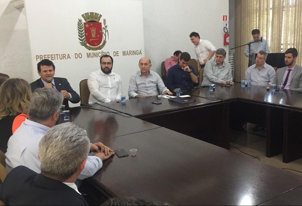 Conselho Municipal do Contribuinte inicia trabalhos em Maringá no dia primeiro  de agosto