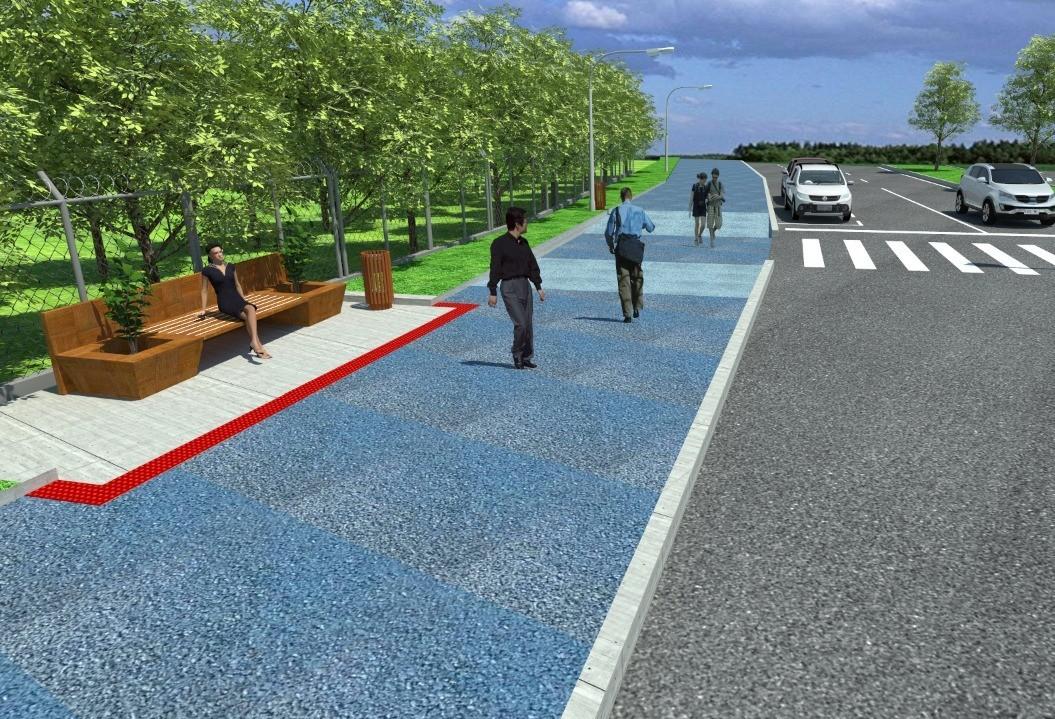 Pista de caminhada emborrachada do Parque do Ingá terá 50 mil pneus