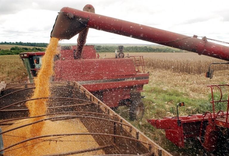 Exportações de milho em setembro já somam 4,7 milhões de toneladas