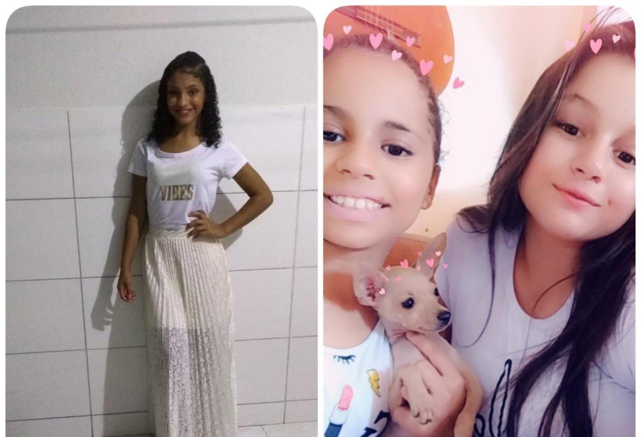 Três meninas desaparecem em Maringá