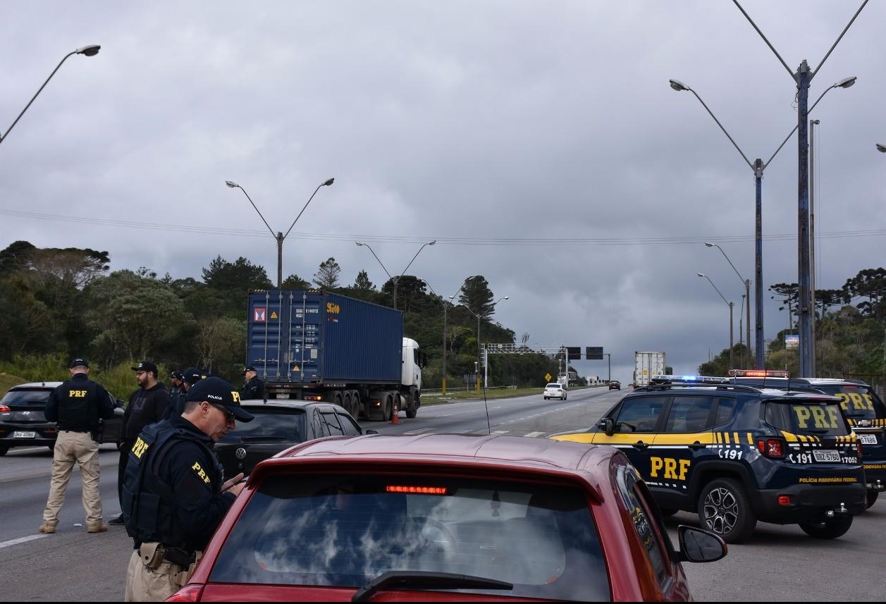 Feriadão sem mortes nas estradas estaduais da região de Maringá