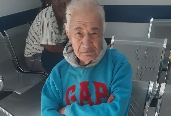 Encontrado idoso com Alzheimer desaparecido em Maringá