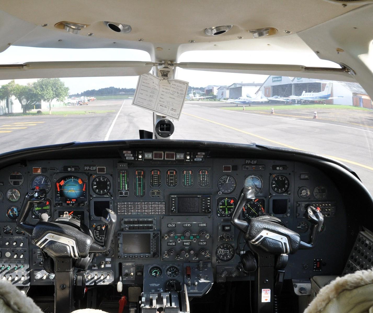 Concurso da Seap vai contratar piloto de aeronave