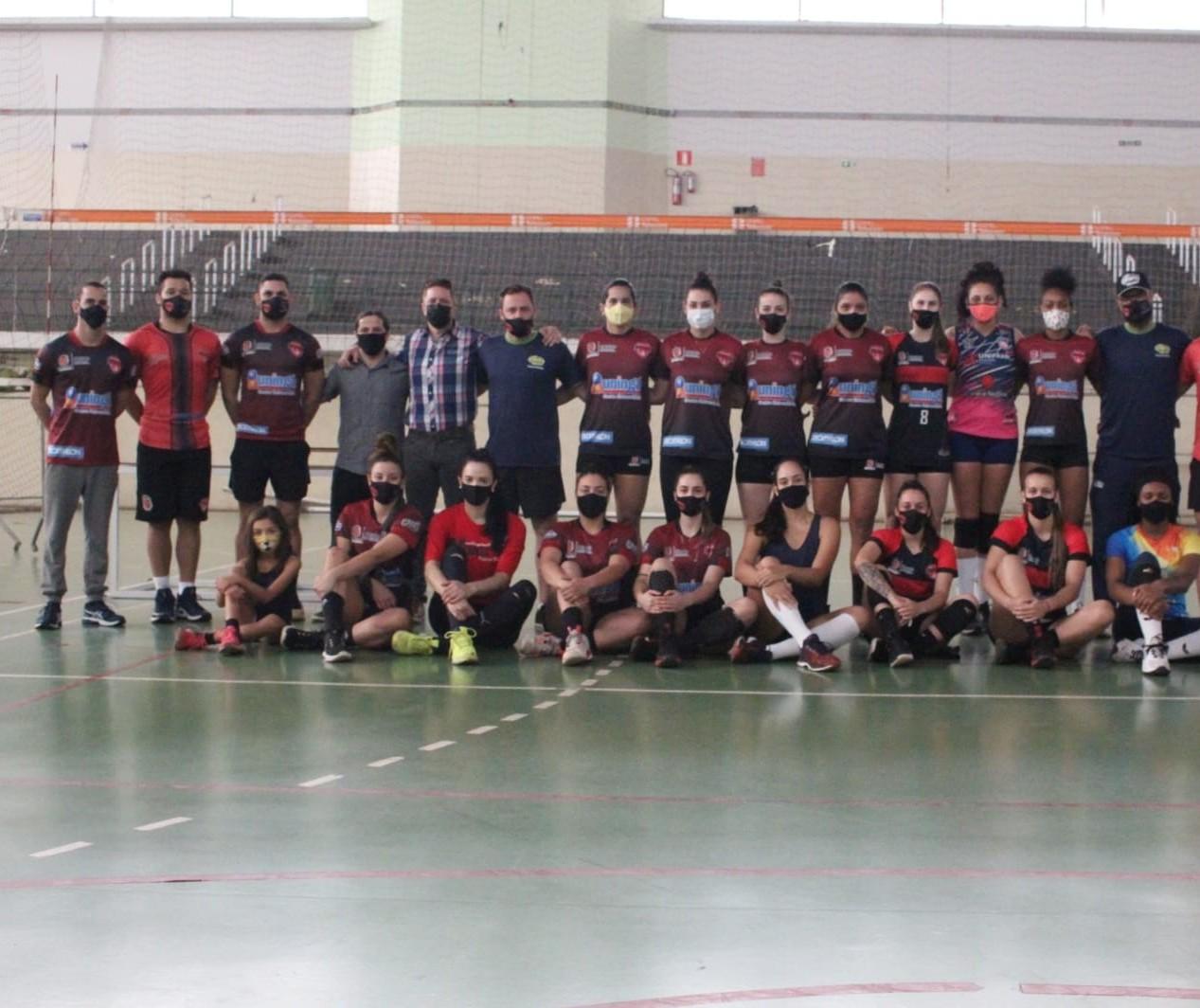Amavolei passa a se chamar Unilife Maringá para nova temporada