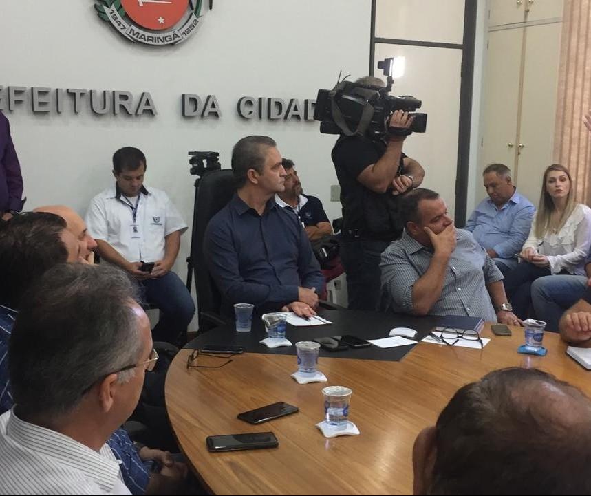 Declaração do prefeito de Maringá na CBN repercute em Sarandi