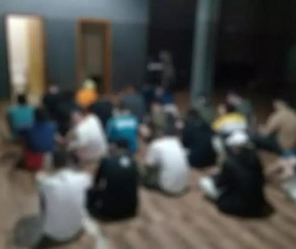 Mais de 30 pessoas são multadas em festa clandestina em Maringá, diz prefeitura
