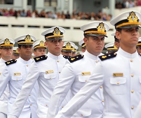Inscrições para concurso de admissão ao Colégio Naval começam dia 29