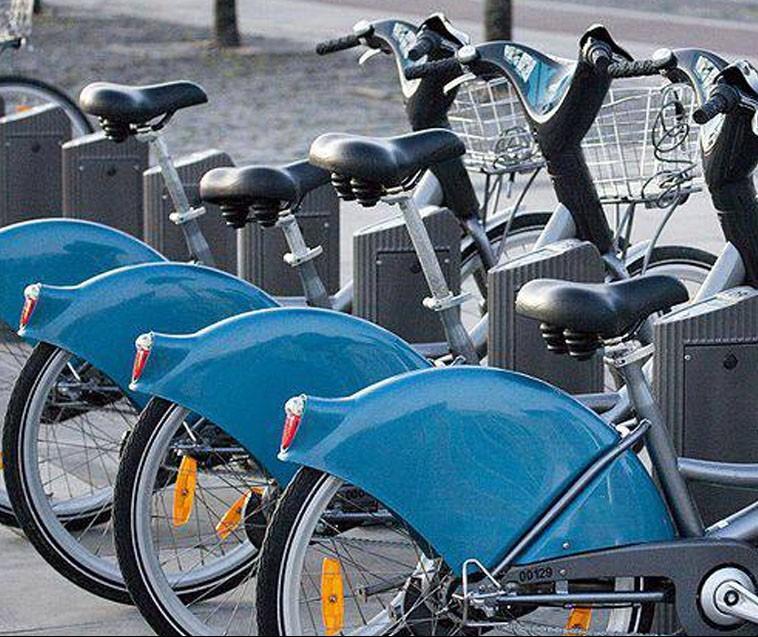 Projeto de lei cria regras para bicicletas compartilhadas