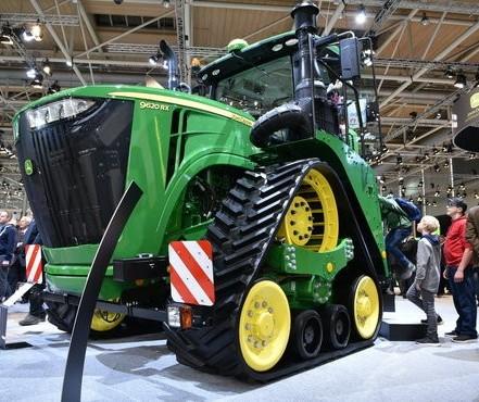 Um resumo do que foi a Agritechnica 2019