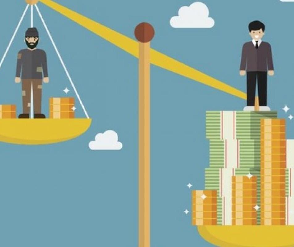 Paraná está ficando mais desigual em relação à renda