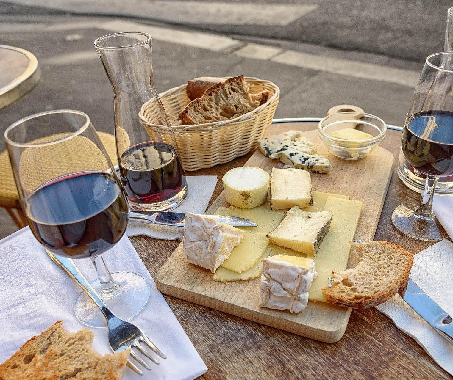 Queijo e vinho formam um par perfeito?