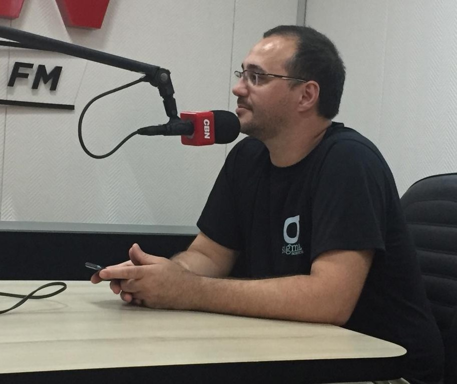 Maringá tem pelo menos 600 vagas de emprego abertas nas áreas de programação e robótica