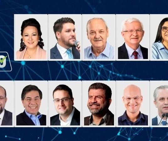 GMC divulga nova pesquisa de intenção de voto para prefeito de Maringá nessa quinta-feira (12)