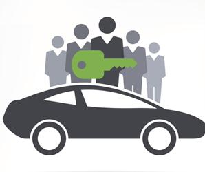 Futuras gerações vão deixar o carro e aderir ao compartilhamento