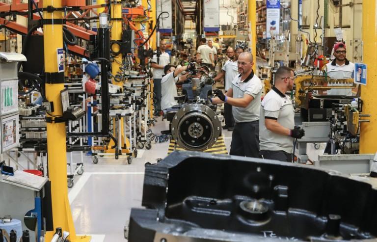 Indústria do Paraná registra o maior crescimento do país