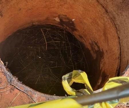 Homem desaparecido é encontrado morto dentro de bueiro em Maringá
