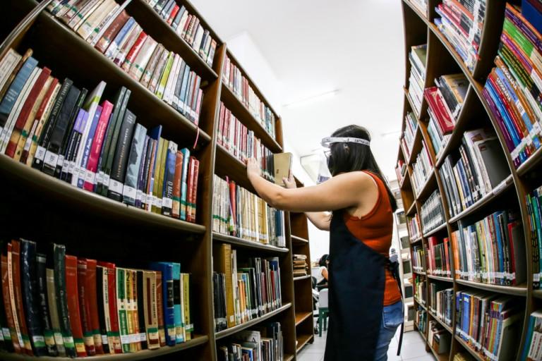 """Para recuperar 5 mil livros, Semuc lança o """"Ano do Perdão"""""""