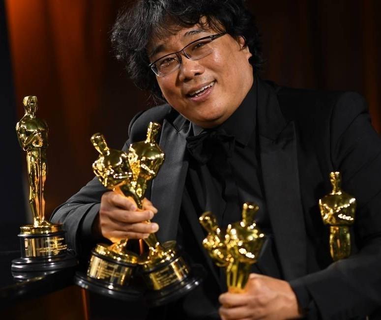 Sul-coreano 'Parasita' é o grande vencedor do Oscar 2020