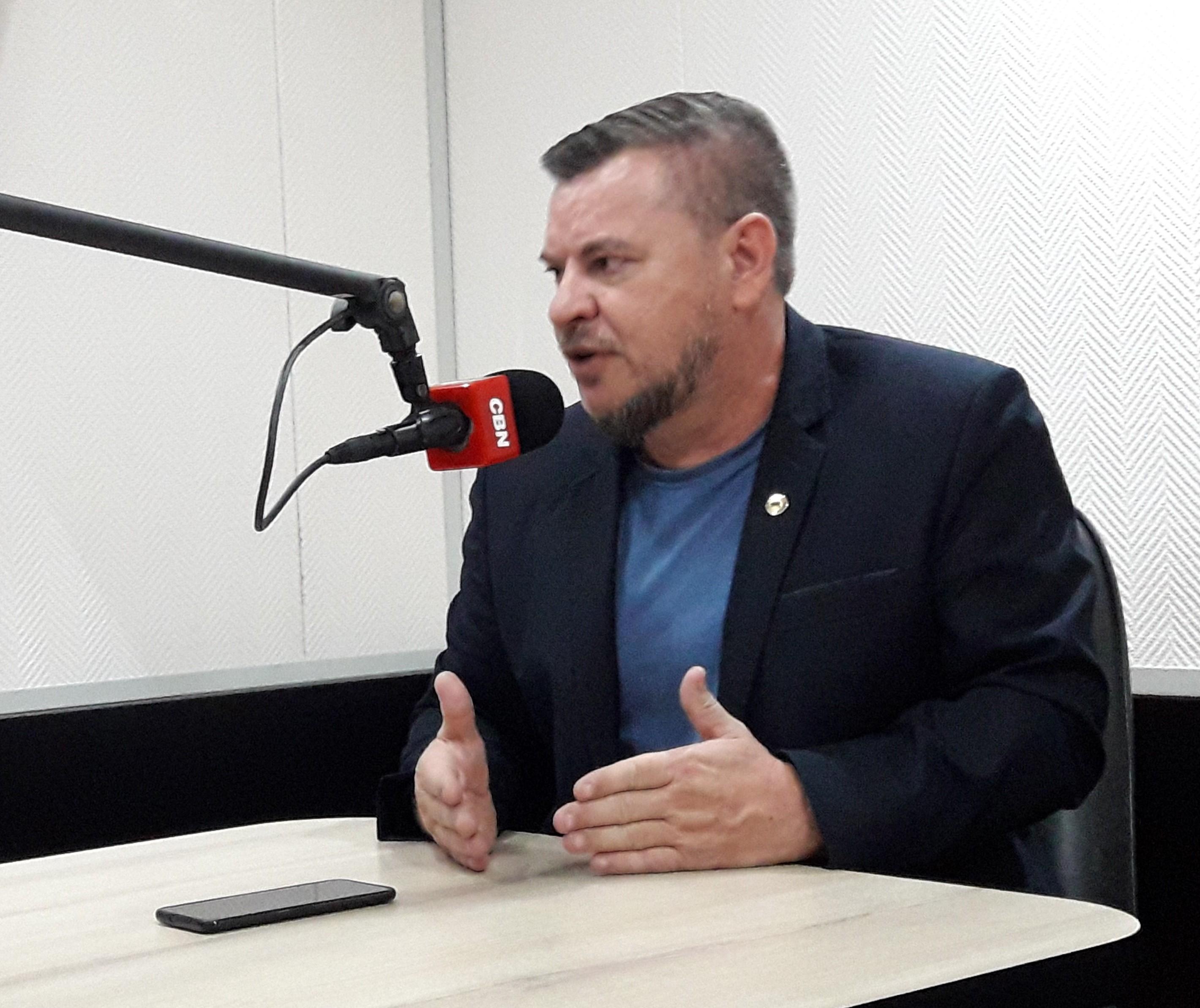 Deputado Jacovós quer ser candidato a prefeito de Maringá