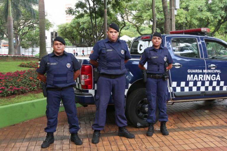 Estatuto da Guarda Municipal de Maringá está pronto