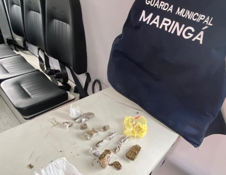 'A Vila é Nossa' mobiliza equipes de segurança e apreende drogas na Vila Olímpica, em Maringá