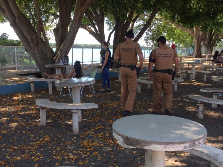 Com policiamento reforçado, Porto Rico tem feriadão tranquilo