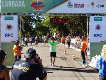 Mais de 1.300 atletas participam de corrida de rua no distrito de Iguatemi