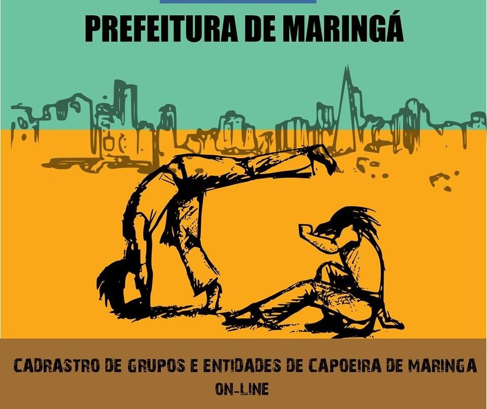 Período de inscrição para a 4ª Semana Maringaense de Capoeira está aberto