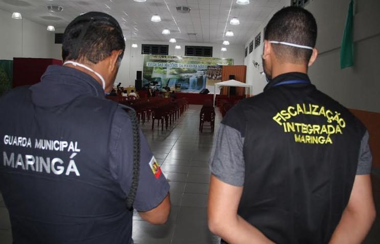 Apesar das restrições, irregularidades persistem em Maringá