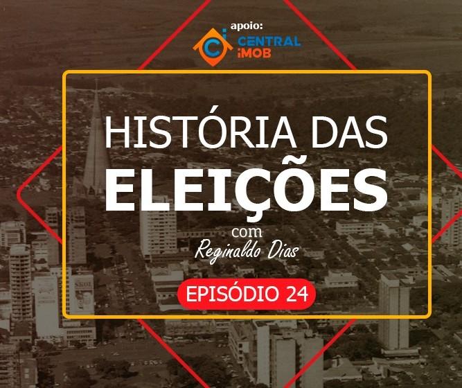 A nona legislatura - História das Eleições
