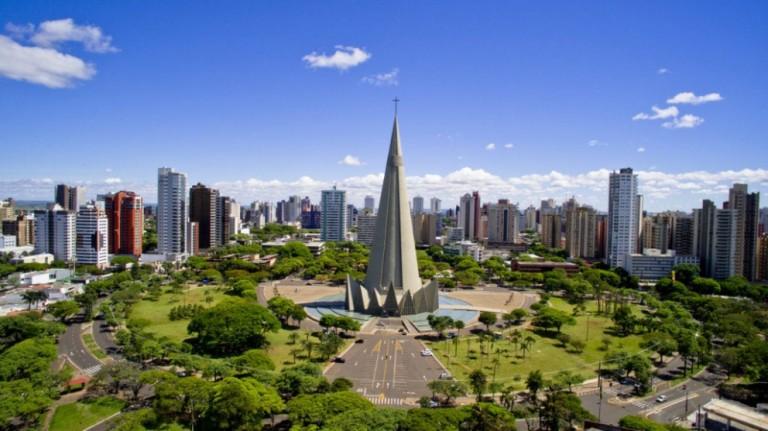 Maringá cai no levantamento da Urban Systems das melhores cidades para fazer negócios