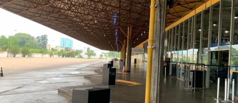 Reforma da rodoviária de Maringá pode começar na próxima semana