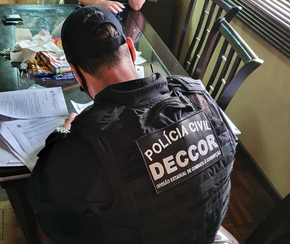 Divisão Estadual de Combate à Corrupção prende 16 pessoas no Paraná e no Pará