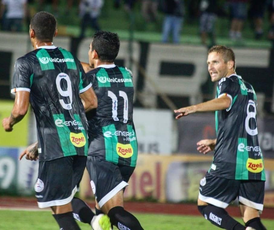 Na estreia do novo técnico, MFC perde de 2 a 1 para o Londrina