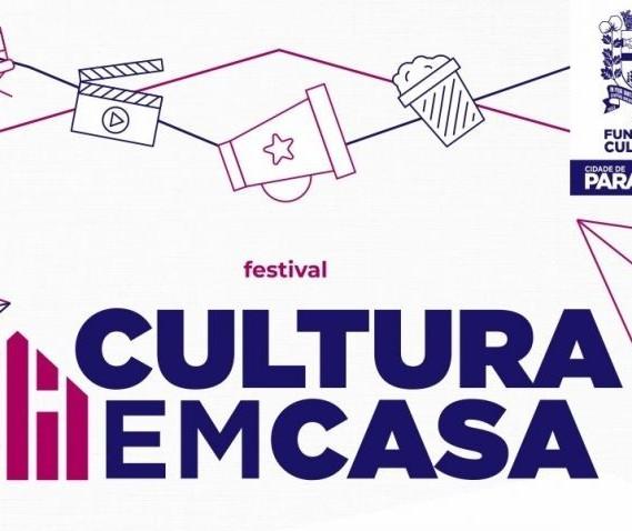 Paranavaí realiza festival de cultura online