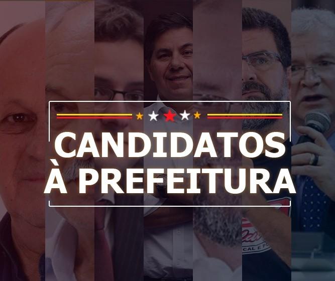 Corrida eleitoral está só no começo, dizem os candidatos que não estão entre os três primeiros colocados na disputa