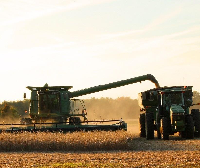 Produtores de soja do Brasil deverão aumentar a área plantada com soja em 3,8% na temporada 2020/21