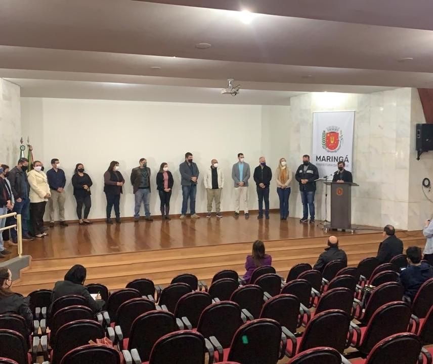 Nova diretoria do CACS é eleita em Maringá