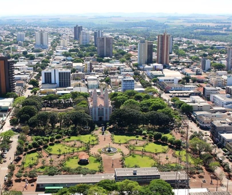 Primeiro caso de transmissão comunitária do coronavírus no Paraná foi em Campo Mourão