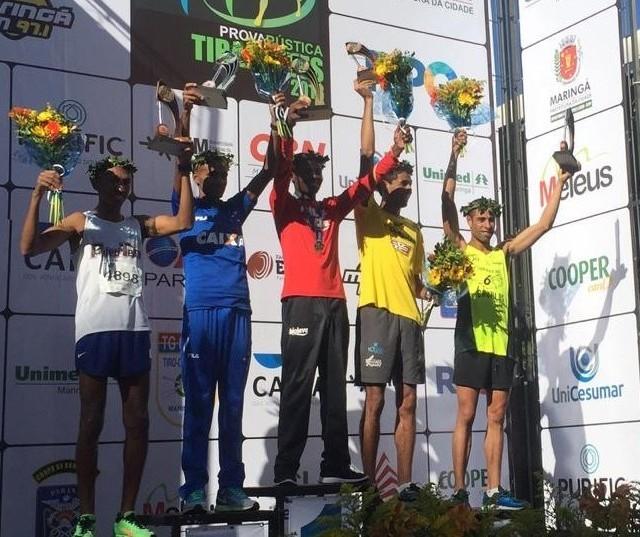 Oito mil atletas disputam Prova Rústica Tiradentes neste domingo (28)