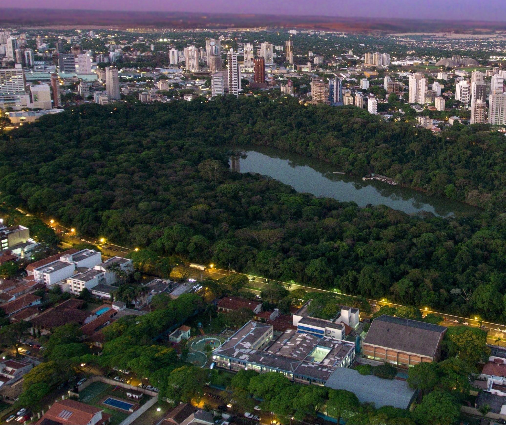 Parque do Ingá será reaberto no próximo sábado (17)