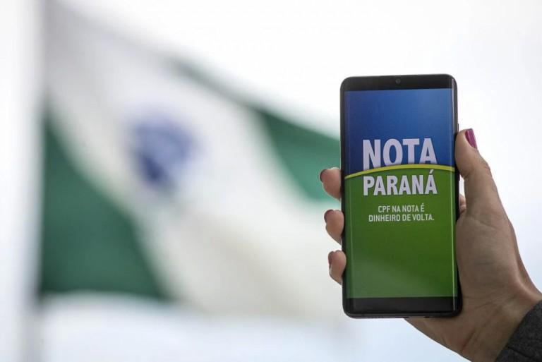 Paraná Pay faz 8 mil sorteios de R$ 100 a 665,2 mil contribuintes
