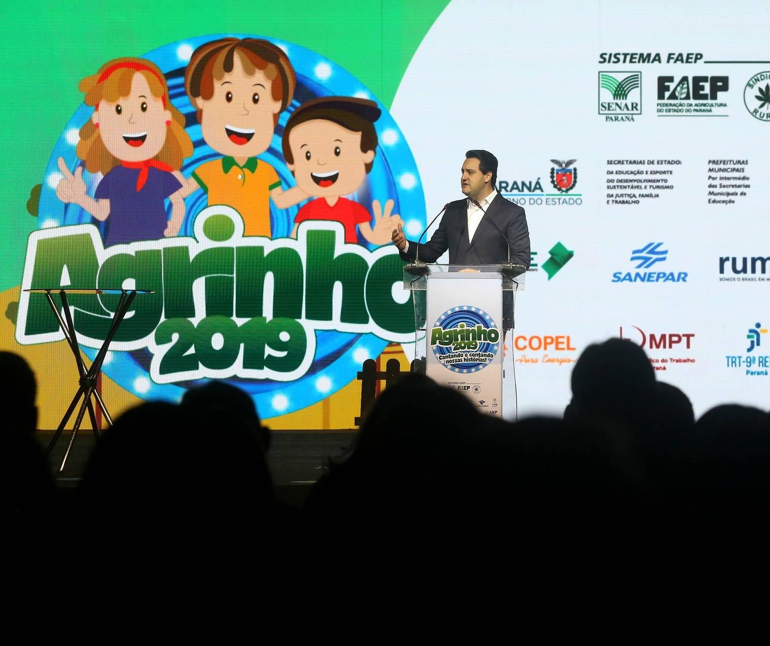 Agrinho 2019: Programa é encerrado com festa de premiação