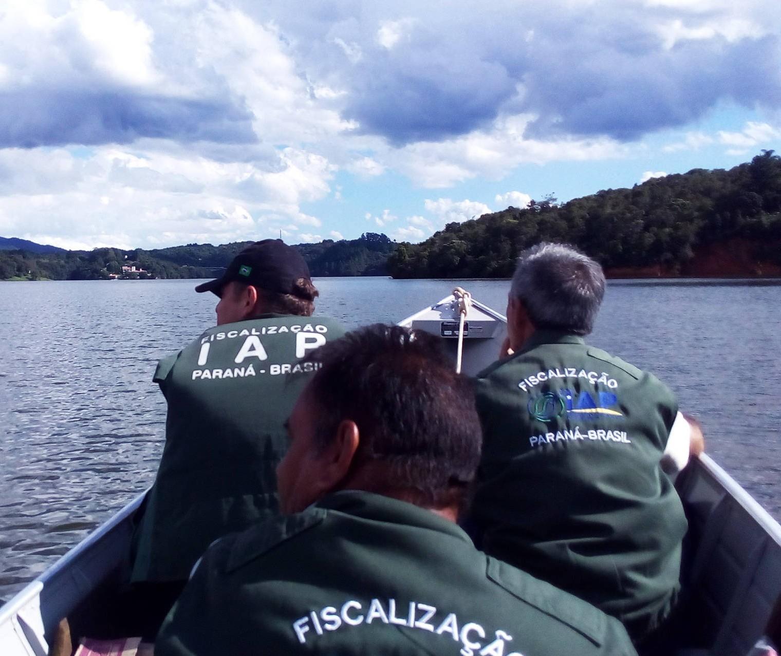 IAP proíbe a pesca por tempo indeterminado