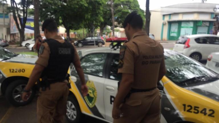 Empresa é assaltada à mão armada em Maringá