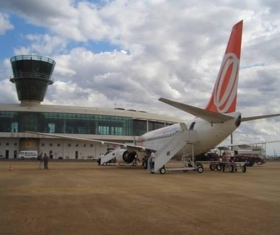 Dois equipamentos serão doados para aeroporto de Maringá