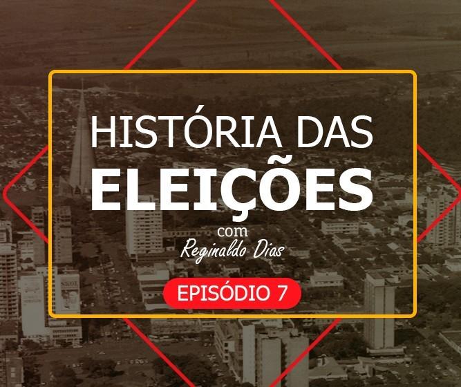 A conquista do eldorado cafeeiro - História das Eleições