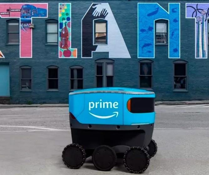 Amazon amplia serviço de entrega com robôs nos EUA